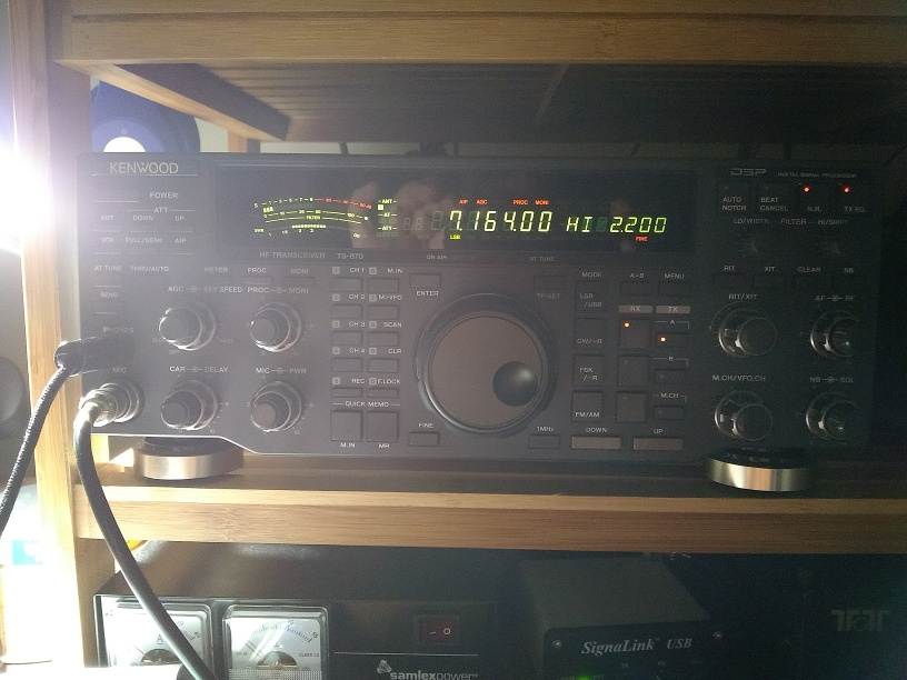 SWLChris' new Amateur Radio Page